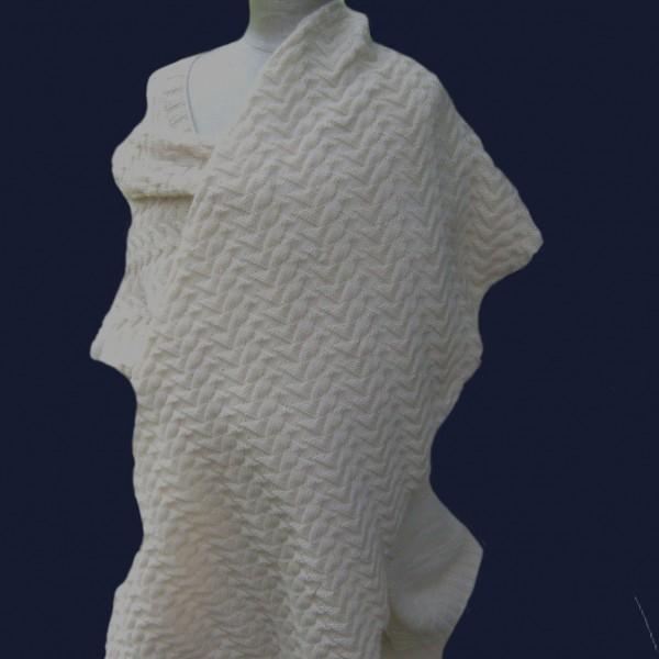 Patroon voor omslagdoek , sjaal