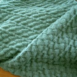 Ruit omslagdoek , sjaal van baby alpaca wol