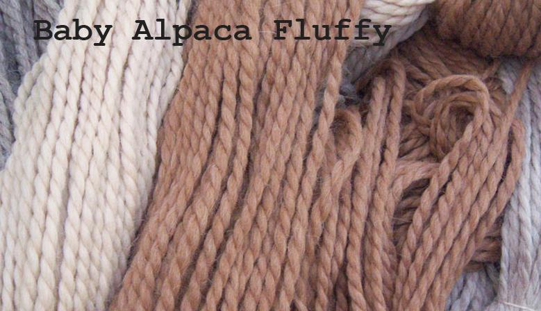 Baby Alpaca Fluffy,het zachste breigaren ook in prijs.