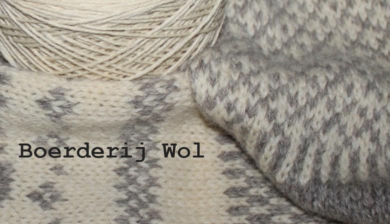 Eco gecertificeerde wol, kleine sloveense spinnerij