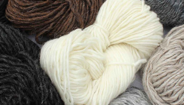 Ongekende prijs - kwaliteit. Mooie kwaliteit 100% wol in natuurtinten.