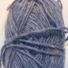 Tweed wol jeans blauw