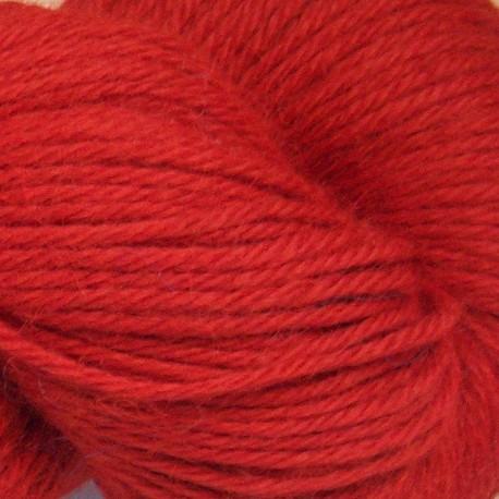 Alpaca classic Zacht-Rood