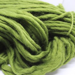Mos groen Droom breigaren (200 Gram)